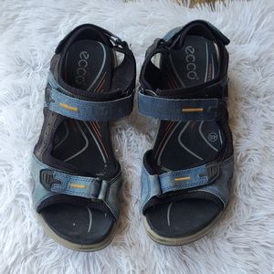 Mens Ecco powered by receptor technology Sandals